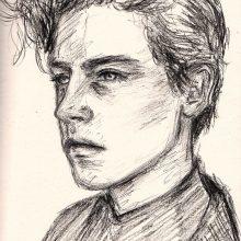 Рисунки карандашом Коул Спроус (15 фото)