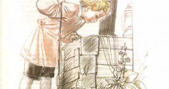 Рисунки карандашом «Тема и Жучка» (17 фото)