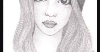Рисунки для детей 11-12 лет простым карандашом (34 фото)