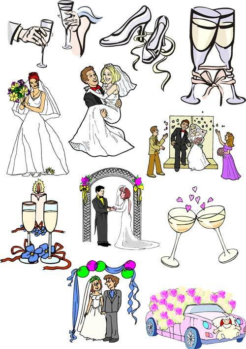 свадебные картинки поэтапно чего стоит начать