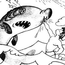 Рисунки к рассказу Носова «Фантазеры» карандашом (15 фото)