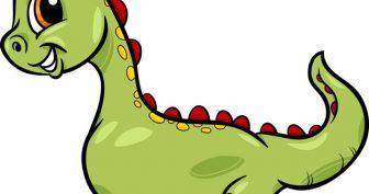 Кавайные рисунки для срисовки драконы (32 фото)