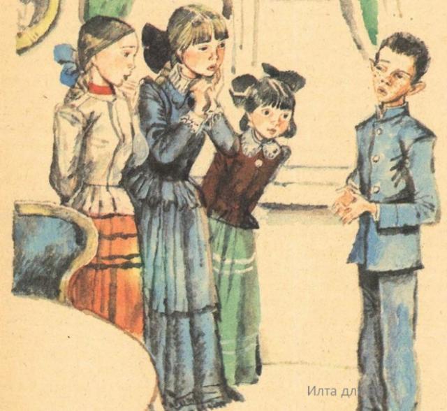 Чехов рассказ детвора картинки