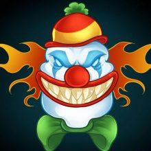 Рисунки карандашом страшный клоун (21 фото)