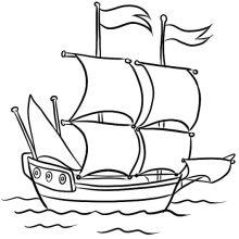 Рисунки по рассказу Грина «Алые паруса» карандашом (23 фото)