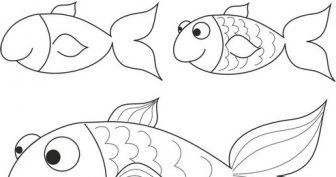 Рисунки карандашом для детей 9 лет (30 фото)