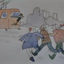 Рисунки Сказка о Потерянном времени карандашом (11 фото)