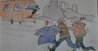 Рисунки Сказка о Потерянном времени карандашом (15 фото)