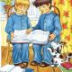 Рисунки к рассказу «Мальчики» Чехова карандашом (15 фото)