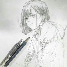 Рисунки для срисовки «Милый во Франксе» (18 фото)