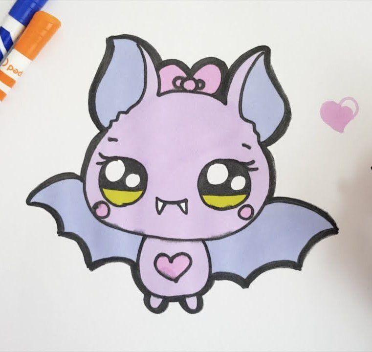 Милашные рисунки карандашом для начинающих