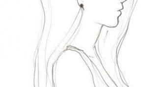 Рисунки на А4 карандашом для начинающих (34 фото)