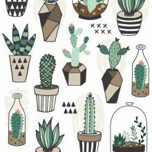 Рисунки растений карандашом для срисовки (35 фото)