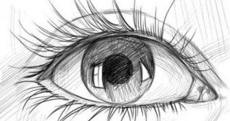 Необычные рисунки простым карандашом (35 фото)