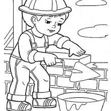 Рисунки карандашом для срисовки профессии (26 фото)