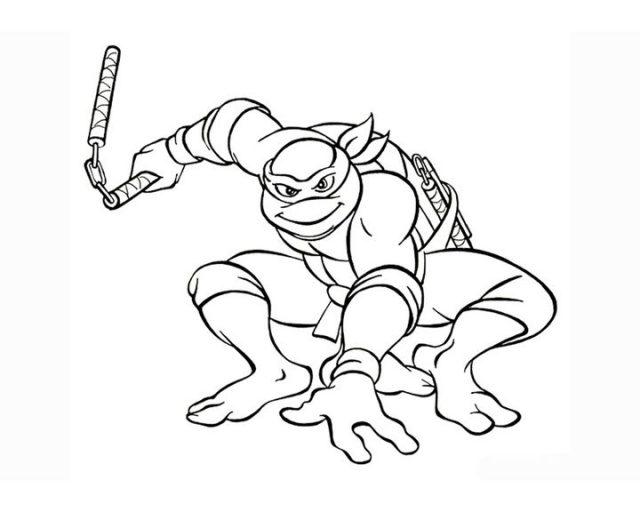 Рисунки черепашек для срисовки (25 фото) 🔥 Прикольные ...