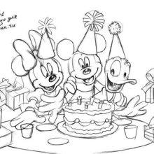 Рисунки карандашом на день рождение папы (15 картинок)