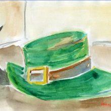 Рисунок к рассказу «Живая шляпа» карандашом (19 фото)