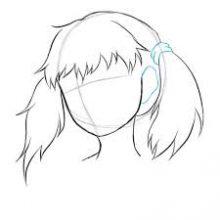 Рисунки Салли Фейс для срисовки поэтапно (15 фото)