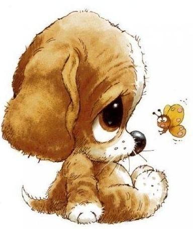 Картинки смешных животных для срисовки (31 фото ...
