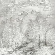 Нереальные рисунки карандашом (57 фото)
