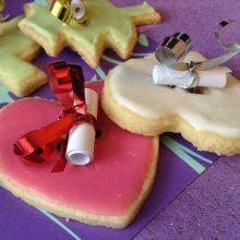Картинки печенье с пожеланиями (32 фото)