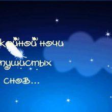 Пожелания спокойной ночи подруге (32 фото)