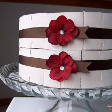 Картинки бумажный торт с пожеланиями (32 фото)