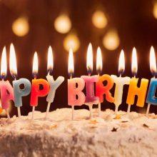 Пожелания с днем рождения на английском (29 фото)