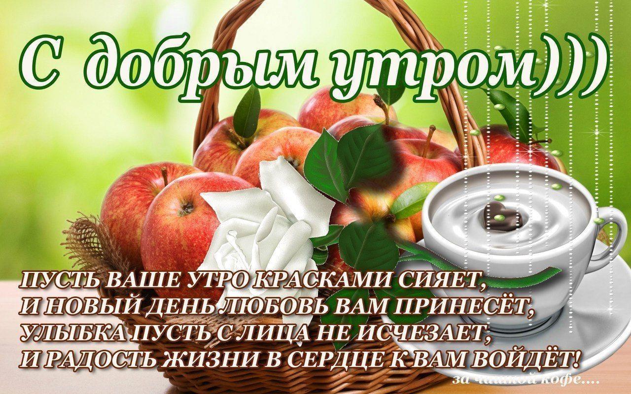 депутат короткие пожелания доброго утра и хорошего дня рецептов приготовления