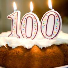 Пожелания с юбилеем 100 лет (22 фото)