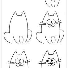 Легкие картинки для срисовки для начинающих (28 фото)