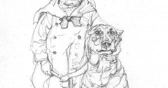 Рисунки мальчика карандашом (22 фото)