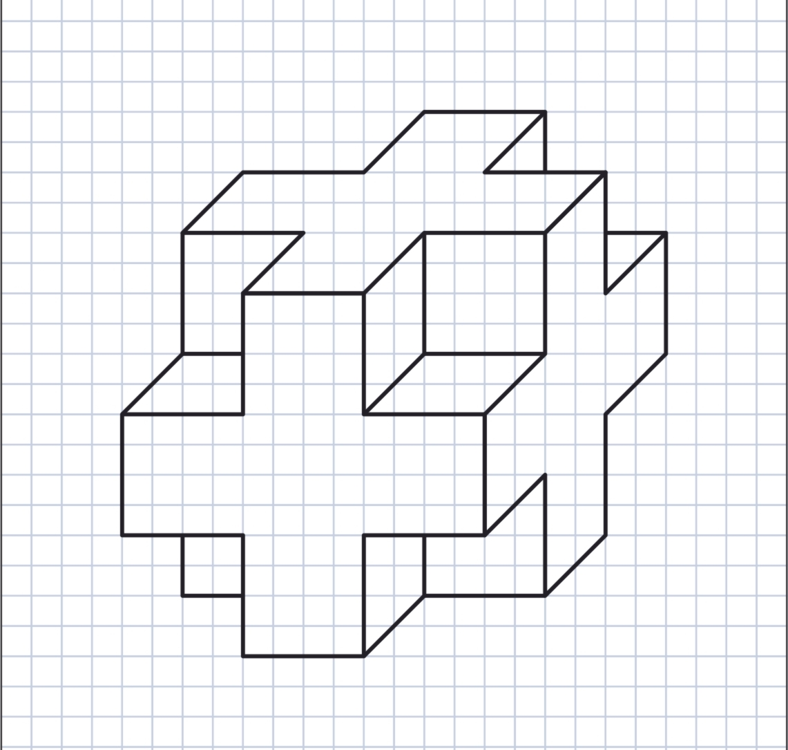 полезно делать картинки квадратами по клеткам этому способу