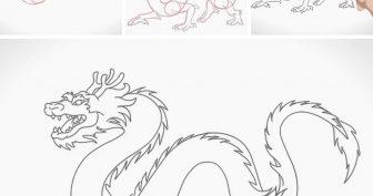 Рисунки для срисовки для начинающих художников (22 фото)