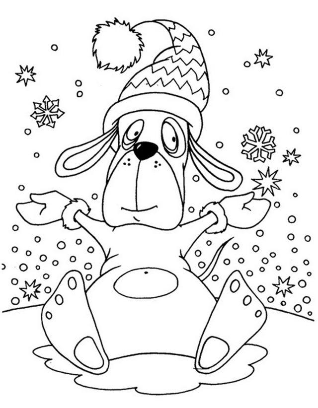 Рисунки собаки карандашом для детей (30 фото) 🔥 Прикольные ...