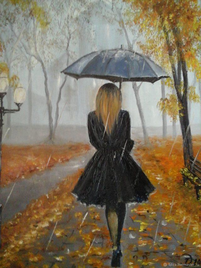 Картинки осени для срисовки (29 фото) 🔥 Прикольные ...  Девушка Осень Рисунок