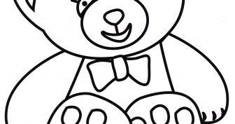 Рисунки карандашом плюшевый мишка (33 фото)