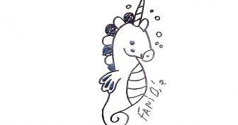 Картинки животных для срисовки для детей (28 фото)