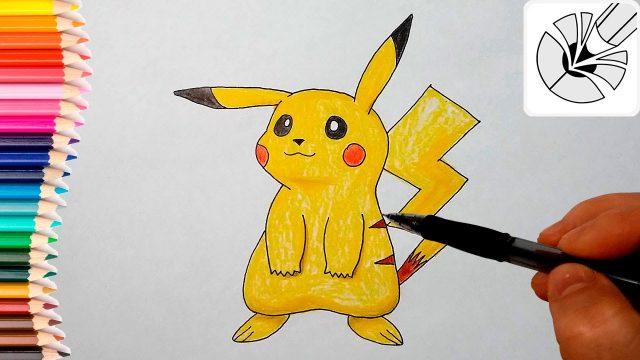 Картинки покемонов для срисовки карандашом (32 фото ...