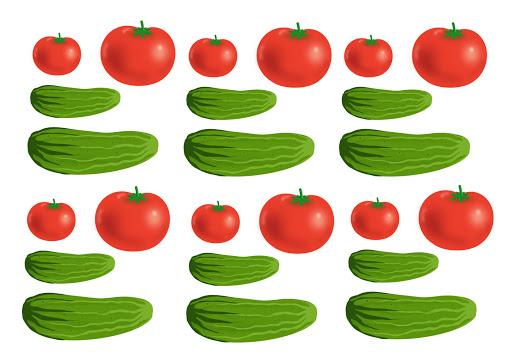 Картинки овощей карандашом для срисовки (24 фото ...