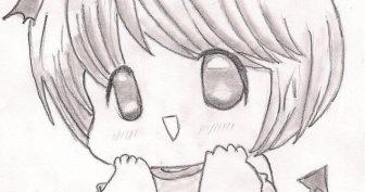 Крутые картинки для срисовки для девочек (29 фото)