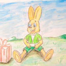 Рисунки карандашом «Ну, погоди!» волк и заяц (31 фото)