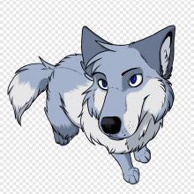 Рисунки карандашом морда волка (15 фото)