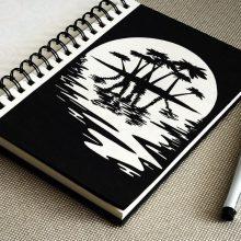 Картинки для срисовки в личный альбом (32 фото)