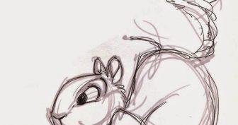 Рисунки для срисовки для детей 11 лет (37 фото)
