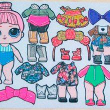 Рисунки одежды для срисовки для девочек (28 фото)