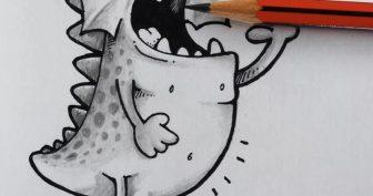 Рисунки для срисовки для детей 15 лет (32 фото)