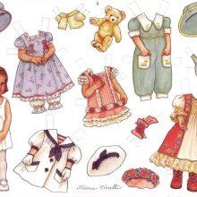 Картинки бумажного домика для девочек для срисовки (33 фото)