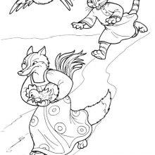 Рисунки карандашом русские народные сказки (35 фото)